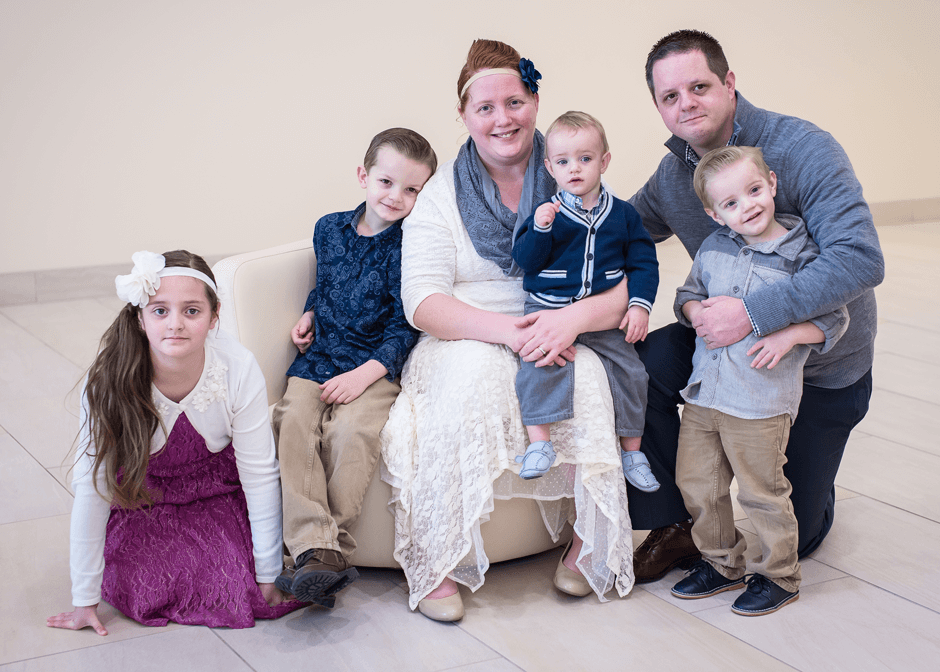 Pastor Jonathan Russell and Family