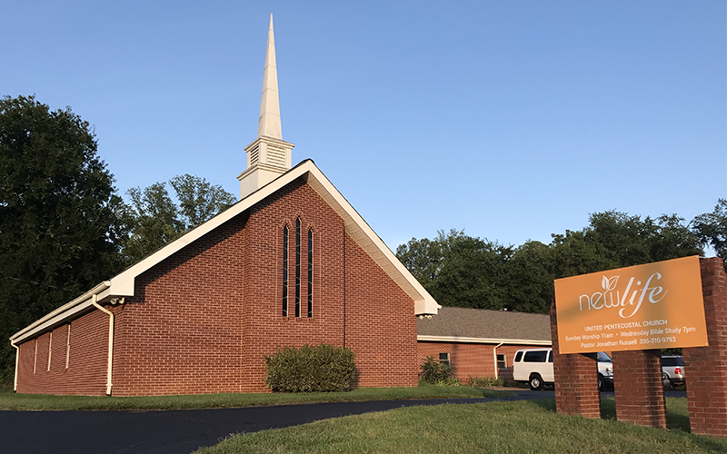 New Life Wilkesboro, 1103 Walnut Circle, Wilkesboro, NC 28697